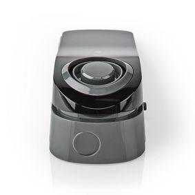 Doorstep Window Alarm   Battery Powered   1x CR123A   85 dB   Black / Grey