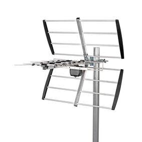 Outdoor Antenna   UHF   Reception range: ≥50 km   LTE700   Gain: 12 dB   75 Ohm   Antenna length: 700 mm   ABS / Aluminium