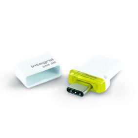 Fusion Dual USB-C & USB 3.0 Flash Drive 256 GB