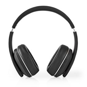 Wireless Over-Ear Headphones | Battery play time: up to 24 Hours | Built-in microphone | Press Control | Noise canceling | Voice control support | Volume control | Travel case included