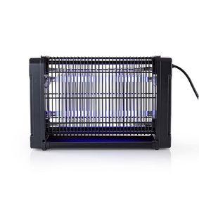 Elektrische Muggenlamp | 16 W | Type lamp: F8T5/BL | Effectief bereik: 50 m² | Zwart