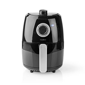 Hot Air Fryer | 2.4 l | Timer: 30 min | Analog | Aluminium / Black