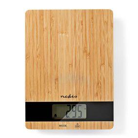 Küchenwaagen | Digital | Holz / Kunststoff | Holz
