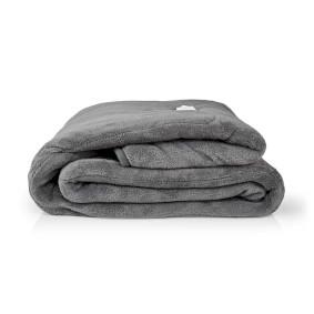 Overblanket | XXL | 200 x 180 cm | 9 Heat Settings | Washable | Overheating protection | Digital control