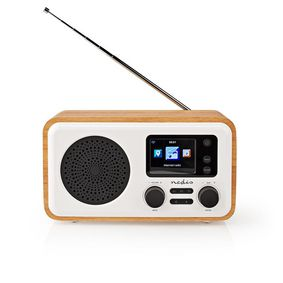 Internet Radio | Table Design | Bluetooth® / Wi-Fi | DAB+ / FM / Internet | 2.4 "