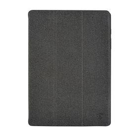 """Tablet Folio Case Samsung   Brukes til: Apple   iPad Pro 9.7"""" / iPad 9.7"""" 2018 / iPad 9.7"""" 2017 / iPad Air 2 / iPad Air   Innebygget pennholder   Auto-wake-funksjon   Grå / Sort   PC / TPU"""