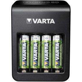 LCD Plug Charger+ (AA, AAA & 9 Volt)
