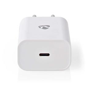 Seinälaturi | Pikalataus-toiminto | PD3.0 27W / PD3.0 30W / QC4.0 32W | 1.5 A / 2.0 A / 2.5 A / 3.0 A | Lähtöliitäntöjen määrä: 1 | USB-C™ | 32 W | Automaattinen Jännitteen Valinta