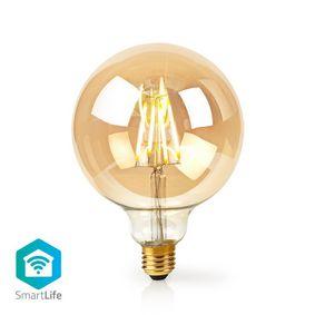 SmartLife LED Filament Bulb | Wi-Fi | E27 | 500 lm | 5 W | Warm White | 2200 K | Glass | Android™ / IOS | G125