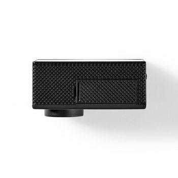 Akciókamera | 720p@30fps | 5 MPixel | Vízálló akár: 30.0 m | 90 min | Rögzítőt tartalmaz | Fekete