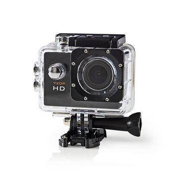 Action Cam | HD 720p | Waterproof Case