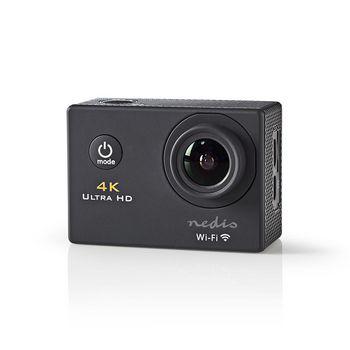Caméra Embarquée | Ultra HD 4K | Wi-Fi | Boîtier étanche