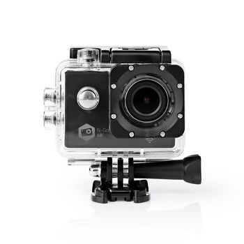 Action Cam | Ultra HD 4K | Wi-Fi | Waterproof Case