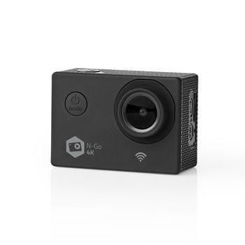 Action Cam | Ultra HD 4K | Wi-Fi | Waterproof Case