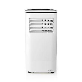 Mobile Klimaanlage   9000 BTU   geeignet für Platz bis zu: 24 m²   Energieklasse: A   Anzahl Geschwindigkeitseinstellung: 2   Fernbedienung   Abschalt-Timer: 24 h   Weiss/Schwarz
