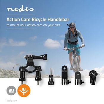 Action Camera Mount | Bicycle Handle Bar