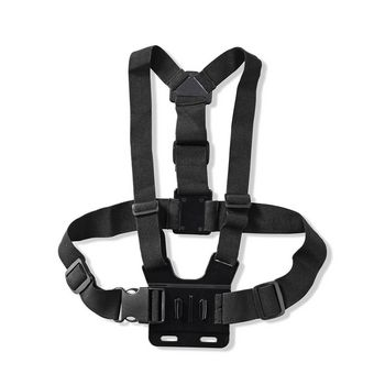 Action Camera Mount | Chest Strap