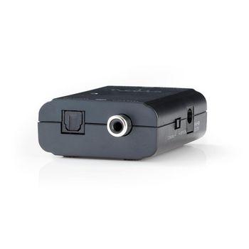 Digital Audio Converter | 2-way - Digital RCA (S/PDIF) + TosLink | Digital RCA (S/PDIF) + TosLink