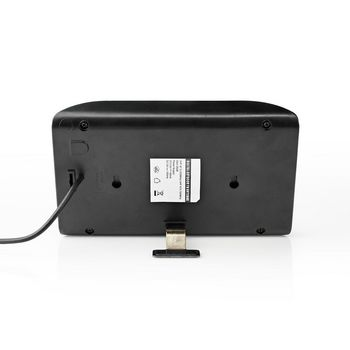 HDTV-Antenne voor Binnen | 0 - 25 km | Versterking 28 dB | FM / VHF / UHF | Grijs