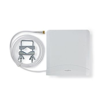 3G / 4G Antenna | Max 7 dB gain | 698 - 960 MHz | 1710 - 2700 MHz | Water resistant