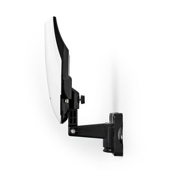 Outdoor HDTV Antenna | 0 - 50 km | Gain 40 dB | FM/VHF/UHF | White