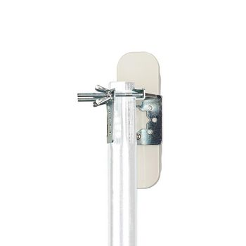 3G / 4G / 5G Antenna | GSM / 3G / 4G / 5G | Indoor and Outdoor | 698-5000 MHz | Gain: 11 dB | White