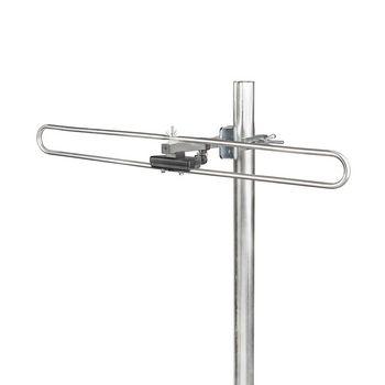 Outdoor DAB Antenna | Max. 4 dB Gain | DAB: 170 - 250 MHz