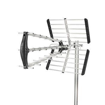 Outdoor TV Antenna | Max. 15 dB Gain | UHF: 470 - 790 MHz