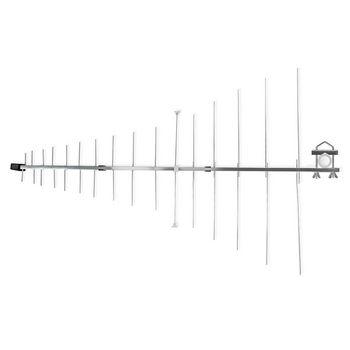 Outdoor TV Antenna   Max. 12 dB Gain   VHF: 170 - 230 MHz   UHF: 470 - 790 MHz