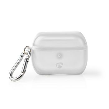 AirPods Pro Case | Transparent / White