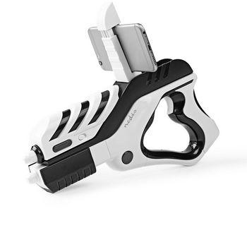 Pistol för förstärkt verklighet (Augmented Reality) | Flera spelare | Svart/vit