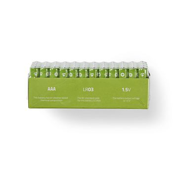 Alkaline Battery AAA | 1.5 V | 48 pieces | Box