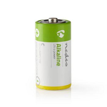 Alkaline Battery C | 1.5 V | 2 pieces | Blister