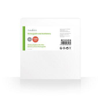 Rechargeable Lead-Acid Battery 12V | 12000 mAh | 151 x 98 x 95 mm