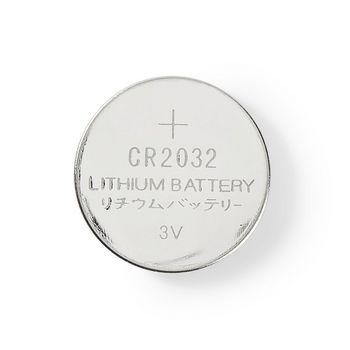 Lithium knoopcel-batterij CR2032 | 3 V | 5 stuks | Blister