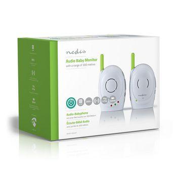 Audio Baby Monitor   2.4 GHz   Talkback Function