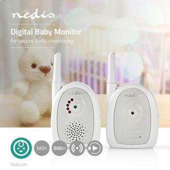 Audio Baby Monitor   2.4 GHz