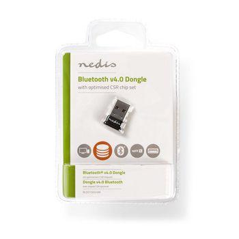 Bluetooth 4.0 Micro USB-hardverkulcs | Szoftverrel | USB