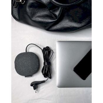 estilo charging station with textile surface |