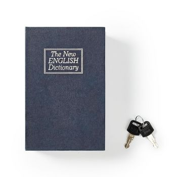 Cassaforte a Libro - The New English Dictionary | Piccola