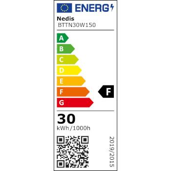 LED Batten | 30 W | 2700 lm | IP65 | 150 cm