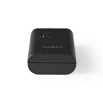 Wireless Audio Transmitter | Bluetooth® | Up to 2 Headphones | Black