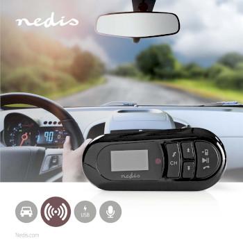 Car FM Transmitter   Bluetooth®   microSD Card Slot   Handsfree Calling