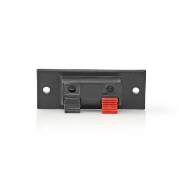 Speaker Cable Terminal Board | To Connect Speaker Wires | 25 pieces | Black