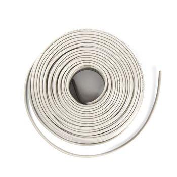 Cable de Red CAT6 F/UTP | Sólido - 100 m | Gris