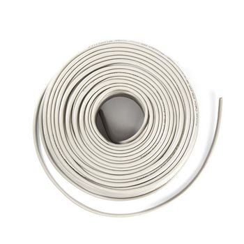CAT6 F/UTP Network Cable   Solid - 50 m   Grey