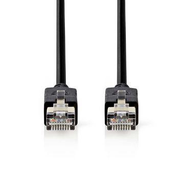 CAT6 F/UTP Netzwerkkabel | RJ45 (8P8C)-Stecker - RJ45 (8P8C)-Stecker | 3,0 m | Anthrazit