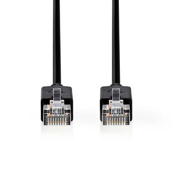 Cat 5e UTP Network Cable | RJ45 (8P8C) Male - RJ45 (8P8C) Male | 15 m | Anthracite