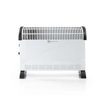 Convection Heater | 750/1250/2000 W | White