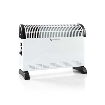 Convection Heater | 750/1250/2000 W | Turbo | White